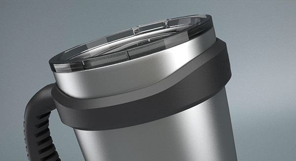 The Handl'r Yeti Tumbler by 536 Group